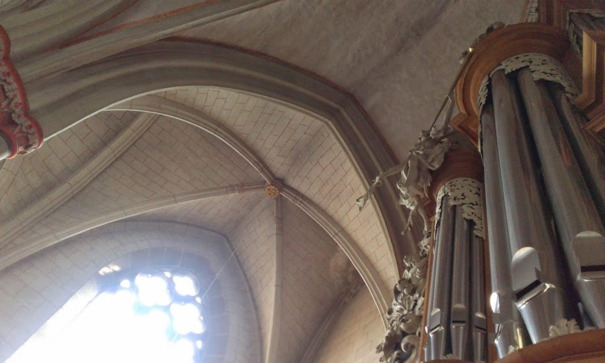 Stunde der Orgel
